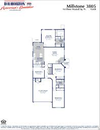 dr horton homes floor plans dr horton millstone floor plan via www nmhometeam com dr horton