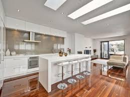 open galley kitchen best interior kitchen with modern kitchen