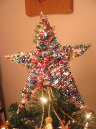 Diy Christmas Tree Topper Ideas Unusual Christmas Tree Toppers Home Design Ideas