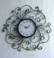 Wall Clocks Decorative Wall Clocks At Tar Wall Clocks