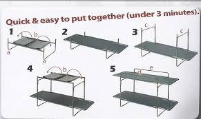 Outdoor Conn Foldaway Double Bunk Kangaroo Tent City And BBQs - Oztrail bunk beds