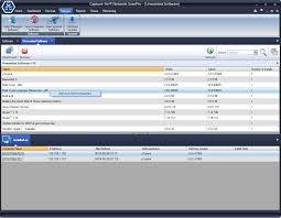 capture fm software tracking