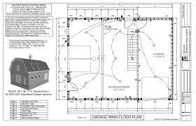 Free Barn Plans Gambrel Roof Barn Plans Gambrel Barn Blueprints And Plans