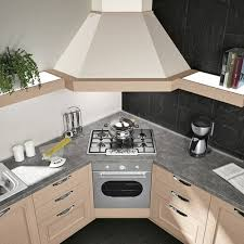 cucine con piano cottura ad angolo piano cottura ad angolo s祠 o no