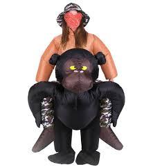 Realistic Halloween Costumes Online Shop Inflatable Gorilla Funny Halloween Costumes Halloween