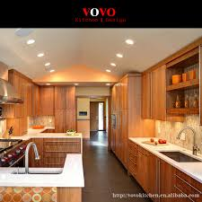 Solid Kitchen Cabinets Online Get Cheap Wooden Kitchen Cabinets Aliexpress Com Alibaba
