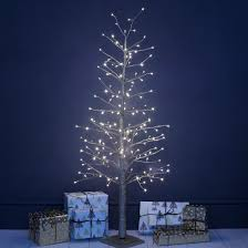 led christmas tree chagne gold indoor led christmas tree primrose plum