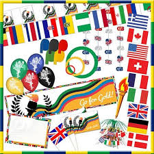 Olympic Themed Decorations 36 Best Olympic Games Party Ideas Host Your Own Mini Olympic