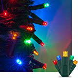 outdoor led christmas lights led multi color indoor outdoor christmas lights 50