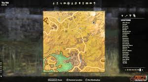 the rift ce treasure map the rift treasure map i location the elder scrolls