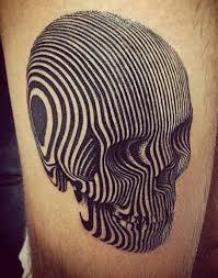 stunning skull the meta picture