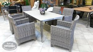 Esszimmer Lounge M El Lounge Gartenmoebel Polyrattan Ausgeglichenes Auf Garten Ideen