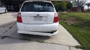 rear ended declared total loss page 2 kia forum