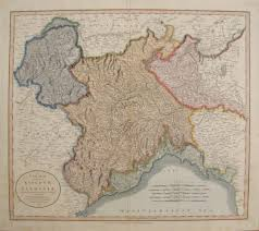Map Of Sardinia Italy by Antique Maps Of Italy
