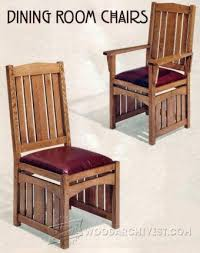 Dining Room Furniture Plans 52 Best Dining Room Chair Plans Images On Pinterest Woodworking
