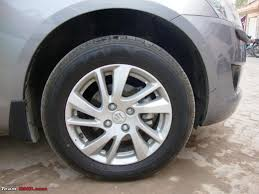 ford ranger tyre size my set of 5 wheels maruti zdi 20 000 kms update