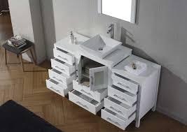60 Single Bathroom Vanity Virtu Usa Dior 60