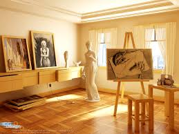 spaces that inspire solitude contemplation and creative work