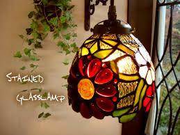 selectstore rakuten global market antique stained glass pendant