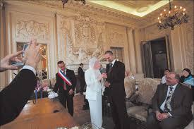 mariage en mairie la mécréance évidente de celui qui se à la mairie mariage