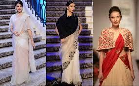 saree draping new styles stunning innovative saree draping styles saree guide
