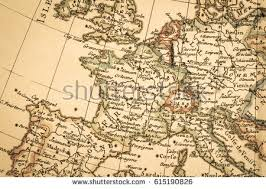 map to europe european map stock images royalty free images vectors