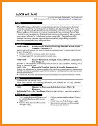 Financial Services Resume Template Resuming Sample Receptionist Resume Example Free Word Pdf