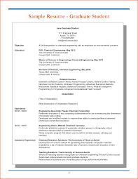 sample resume for a fresh graduate agreeable resume for mechanical engineer fresh graduate for your
