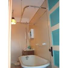 clawfoot faucet diverter riser personal shower kit