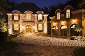 Outdoor Lighting Landscape Landscape Lighting How To Show Your Nighttime Curb Appeal