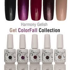 harmony gelish brands nail stars