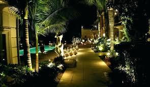 Outdoor Backyard Lighting Ideas Cheap Landscape Lighting View In Gallery Best Outdoor Lighting