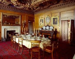 Dining Room Picture Of Brodie Castle Forres TripAdvisor - Castle dining room