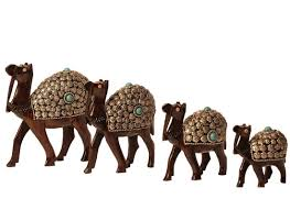 shop now handmade products online set of 4 camels camel