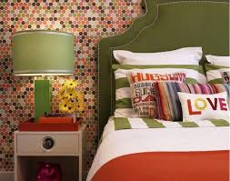 Funky Retro Bedroom Designs Home Design Lover - Funky ideas for bedrooms