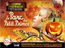 le petit prince au bureau at the parc du petit prince to see to do to live