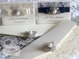antique lace crystal couture luxury wedding stationery norfolk