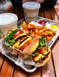 She Shack by Shake Shack One Of The Better Hamburgers In Nyc They Also Have A