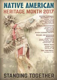 national american heritage month celebration indian affairs