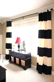 Navy And White Drapes Navy And White Striped Curtains U2013 Teawing Co