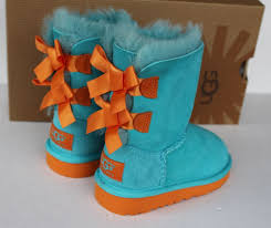 ugg boots sale bailey bow ugg boots uggs toddler 7 mini bailey bow turquoise