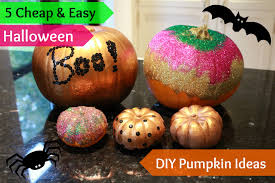 5 easy pumpkin craft ideas halloween diy little miss lifestyle