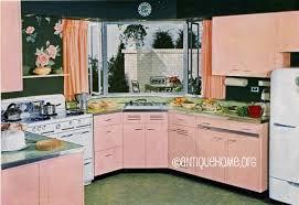 pink of perfection kitchen design 1950s a dream kitche u2026 flickr