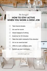 exercises to do at your desk 8 ways to stay active if you sit at your desk all day the everygirl