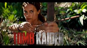 tomb raider 2018 action film with alicia vikander as lara croft