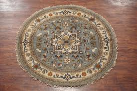 9x9 Area Rug by Round Fruit Area Rugs