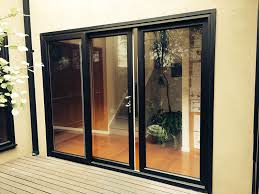 Upvc Patio Door Black Upvc Sliding Doors Windows Glazed Entry Pinterest