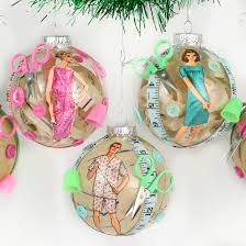 montano vintage sewing ornaments