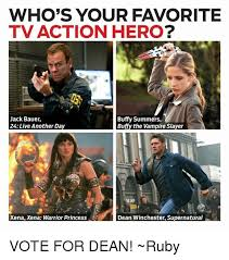 Jack Bauer Meme - who s your favorite tv action hero jack bauer buffy summers 24 live