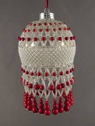 688 best beaded ornaments eggs images on beaded